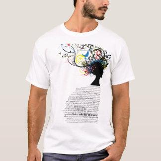 En MiCabeza de Colombia Camiseta