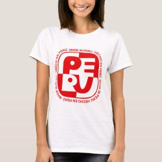 (En Perú de Hecho) logotipo Camiseta