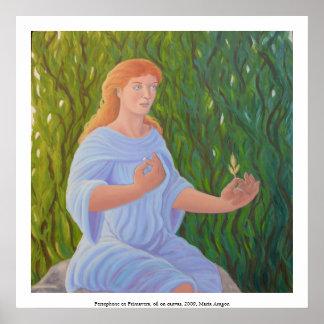 En Primavera de Persephone Impresiones