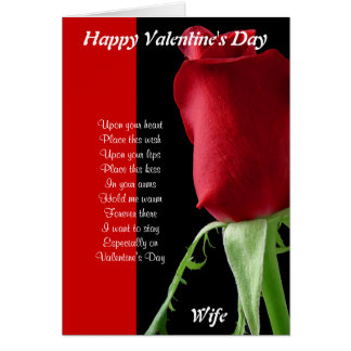 En sus brazos el el día de San Valentín Tarjeta De Felicitación