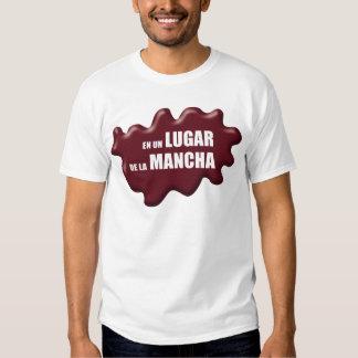 EN UN LUGAR DE LA MANCHA CAMISETAS