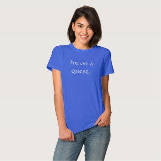 En una camiseta de la búsqueda