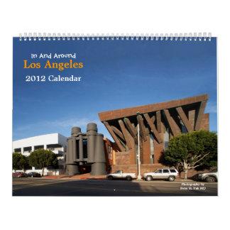 En y alrededor del calendario de Los Ángeles 2012
