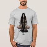 Encantadora 2 del pelotón el | del suicidio camiseta