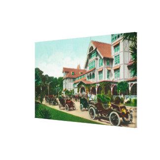 Encante la vista del exterior de Hotel del Monte Lona Estirada Galerias