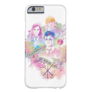 Encanto el | Harry, Hermione, y Ron Waterc de Funda Barely There iPhone 6