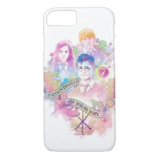 Encanto el | Harry, Hermione, y Ron Waterc de Funda iPhone 7
