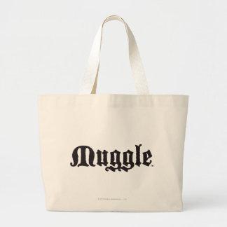 Encanto el | Muggle de Harry Potter Bolso De Tela Gigante