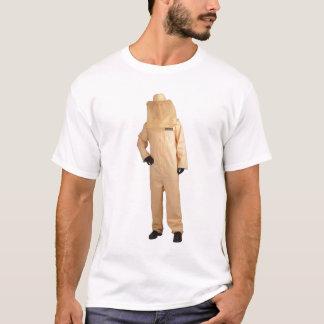 Encargado de la abeja camiseta