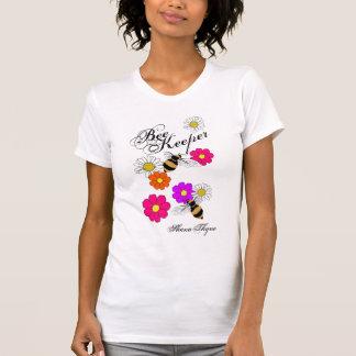 Encargado de la abeja de Shana Thyne Camisetas
