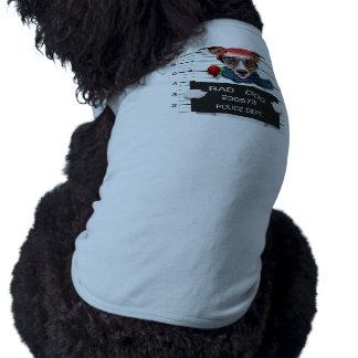 Enchufe divertido Russell, perro del Mugshot
