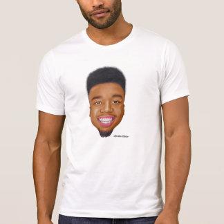 Encienda la cabeza grande lenta FMBQ del final Camisetas