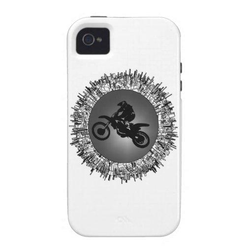 ENCIMA PARA DEL MX Case-Mate iPhone 4 CARCASAS