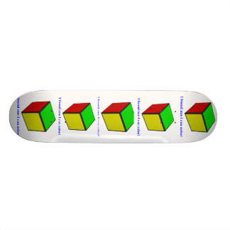 ¡Encontré que uno que puedo solucionar! Tabla De Skate