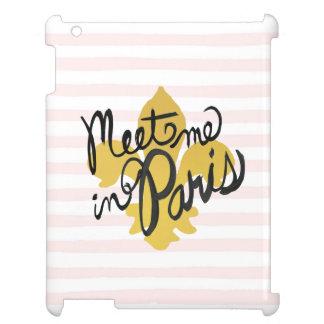 Encuéntreme en el negro y el oro de París