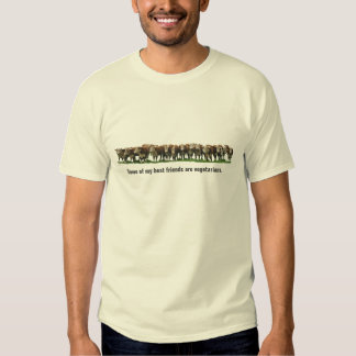 Encuesta Herefords Camiseta