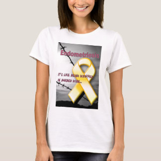 Endometriosis Camiseta