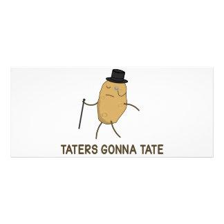Enemigos que van a odiar y Taters que va a Tate Lonas