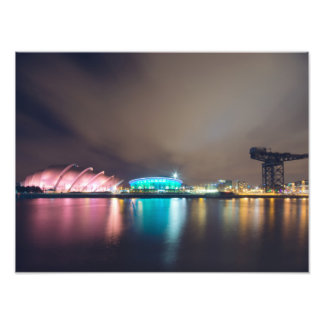 Energía hidraúlica de Glasgow Foto