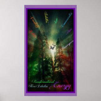 Energía transformacional póster