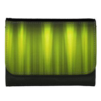 Energía verde y blanca - imitación de cuero negra