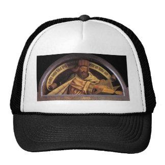Enero Eyck- el profeta Zacharias el ángel Gabriel Gorro