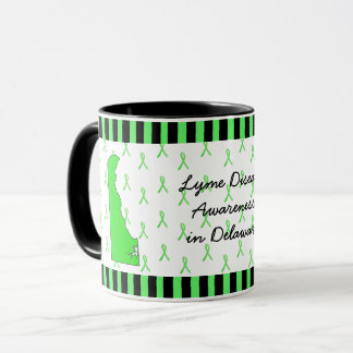 Enfermedad de Lyme en taza de café de Delaware