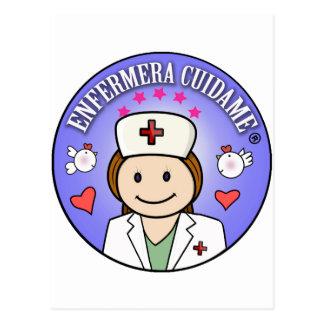 Enfermera Cuidame Plis Regalitos Postal