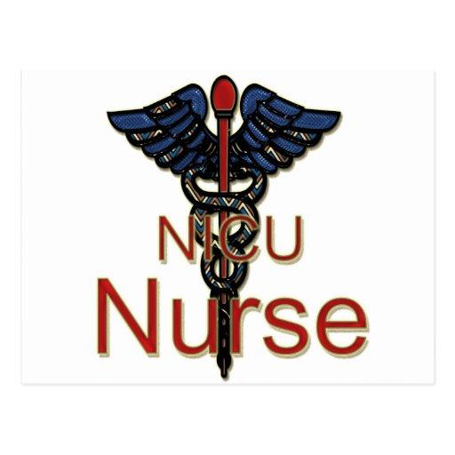 Enfermera de NICU Postales