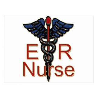 Enfermera del ER Postal