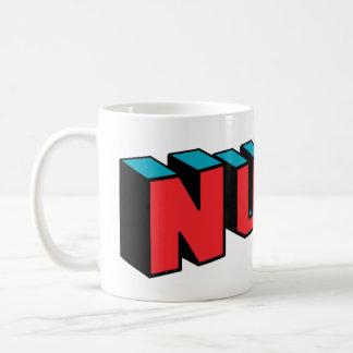 Enfermera estupenda taza de café
