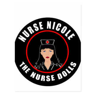 Enfermera Nicole Postal