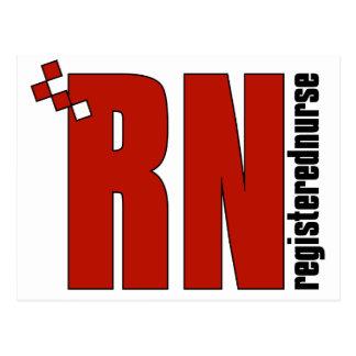 Enfermera registradoa RN Postales