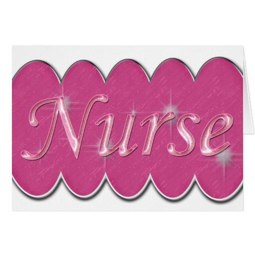 Enfermera Tarjetón