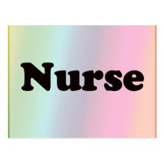 Enfermera Tarjetas Postales