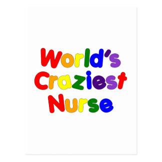 Enfermeras chistosas divertidas: La enfermera más Postal