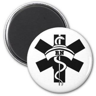 Enfermeras del RN Imán De Nevera