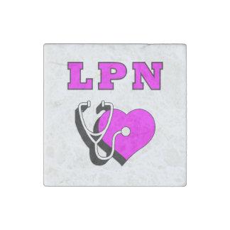 Enfermeras LPN Imán De Piedra