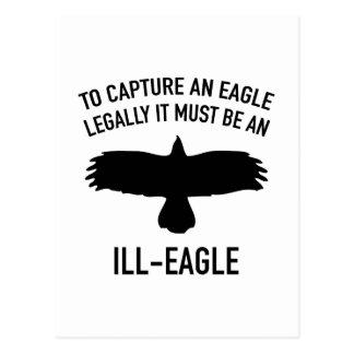 Enfermo-Eagle Postal
