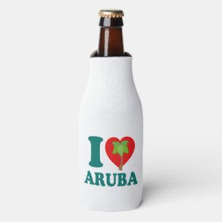 Enfriador De Botellas Amo la palmera de Aruba