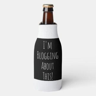 Enfriador De Botellas ¡Blogging sobre esto! Refrigerador de la botella