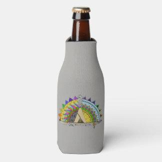 Enfriador De Botellas El ambiente hacia fuera con mi tribu hacia fuera