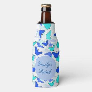 Enfriador De Botellas La mariposa personalizada puede o el refrigerador