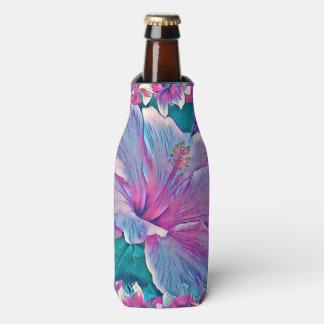 Enfriador De Botellas Refrigerador de la botella del hibisco #2