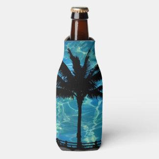 Enfriador De Botellas Refrigerador tropical de la botella del verano de