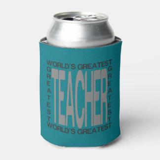 Enfriador De Latas El profesor más grande de los mundos