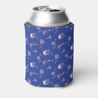 Enfriador De Latas El Shooting Stars y la soda azul de los cometas