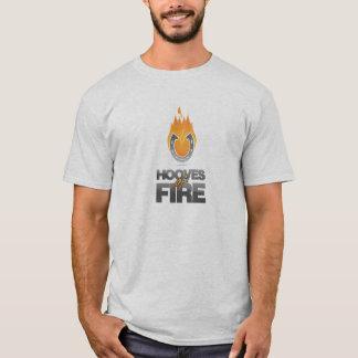 Enganches de la camiseta del fuego