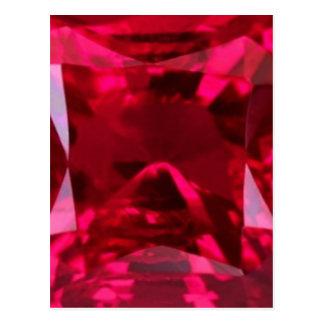 Engañe el falso rubí del ojo por Sharles Postal