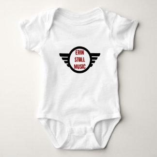 Engranaje de alas oficial de la música de Erin Body Para Bebé